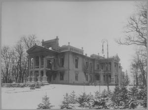 Tuhala mõis pärast 1905.a ülestõusu. Königsfest, Nikolai 1906 AM